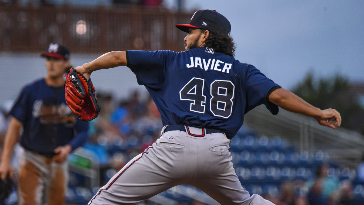 Odalvi Javier pitches well but M-Braves still fall; Corbin Clouse makes his 2021 debut in Florida