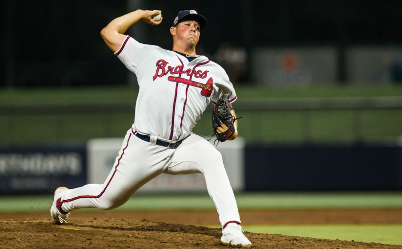 Braves 2021 Minor League Awards: Reliever of theYear