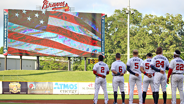 Up against elimination, the M-Braves can win it all tonight versusMontgomery