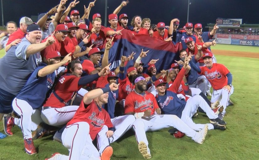 M-Braves are Double-A Southchamps