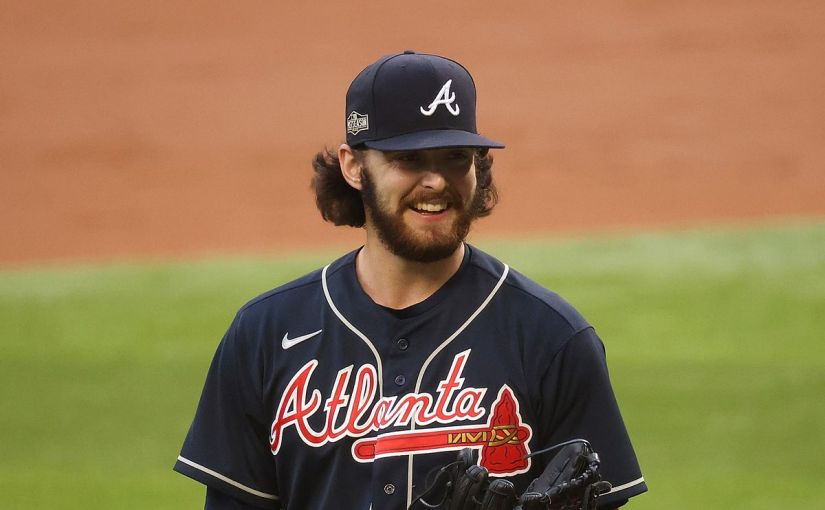 Ian Anderson and the Braves can clinch a playoff spot tonight
